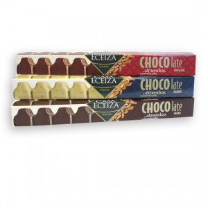 Pack - tres chocolates -